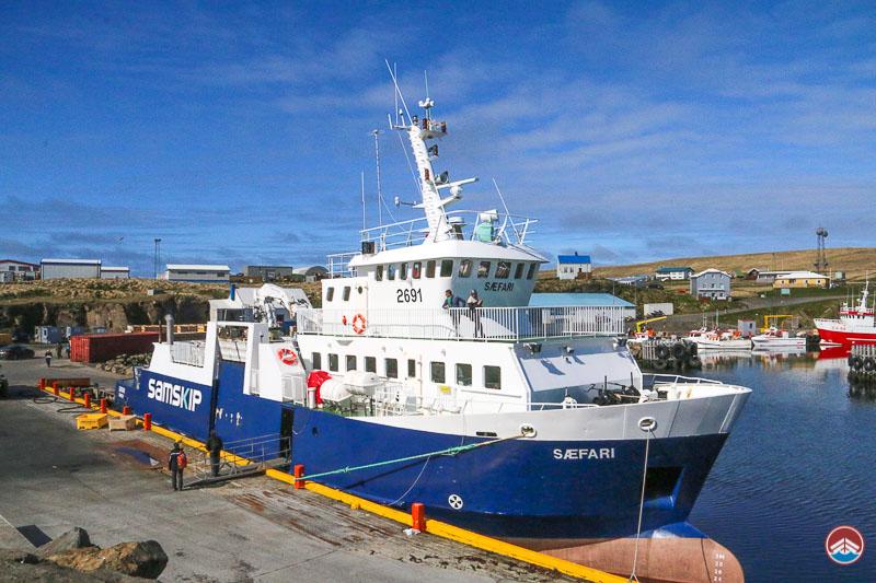Grimsey Island from Dalvik - Boat Tickets